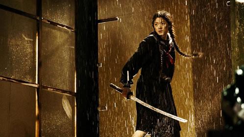 Blood, The Last Vampire (primera imagen del film)